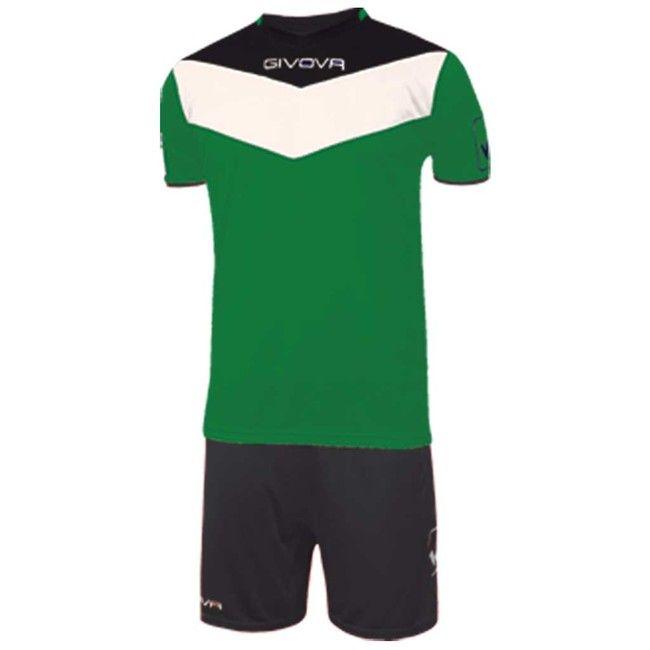 KIT CAMPO zöld-fekete